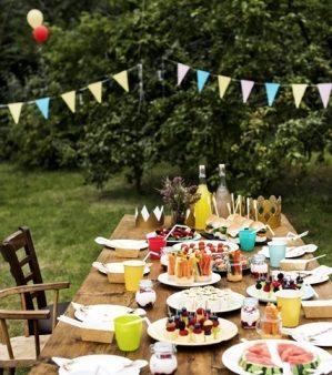 Zahradní slavnost SeniorCentrum Slivenec